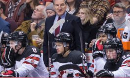 Coach Hunter: Patience & Honesty Key to Leading Team Canada