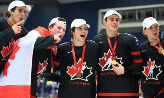 Senators' Prospects at the World Juniors