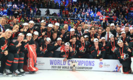 Recapping Team Canada's Gold Medal Win at WJC