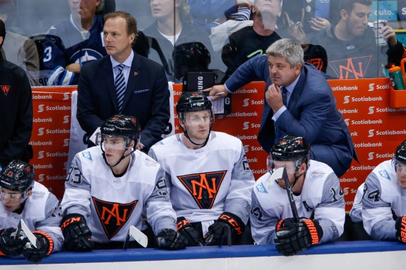 Team North America, Todd McLellan, World Cup of Hockey, Hockey