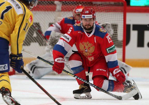 Team Russia Anatoli Golyshev