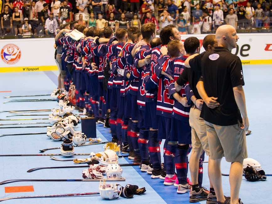 Ball Hockey: There's More to Hockey Than Just Ice