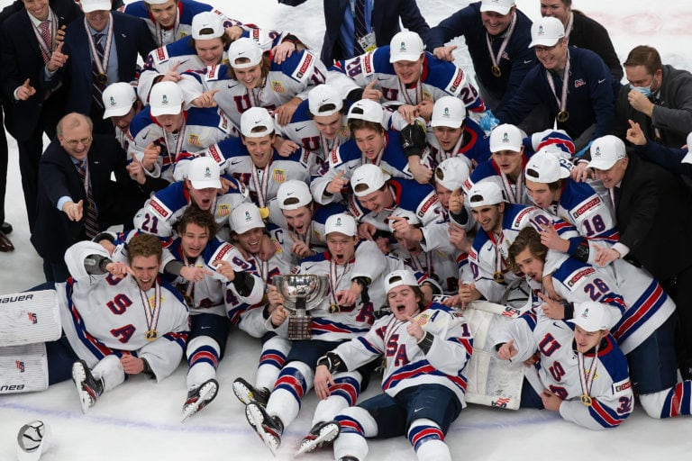 Gold Medal Game 2021 IIHF World Junior Championship