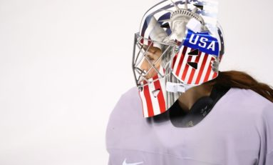 Olympian Hensley Becomes Beauts Newest Netminder