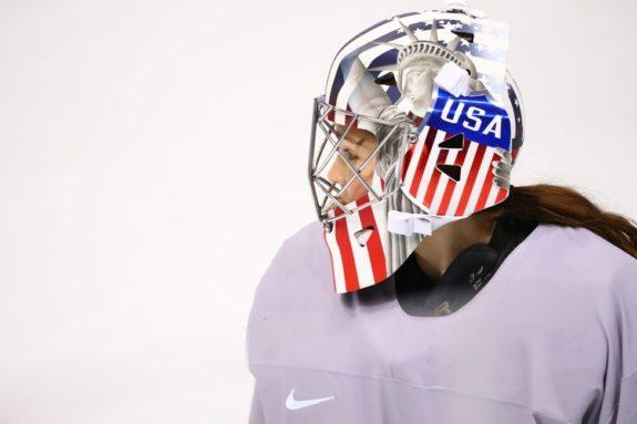 Team USA Nicole Hensley