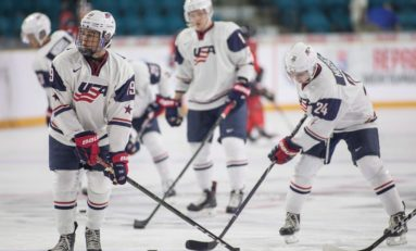 4 Canucks Prospects Competing at World Juniors