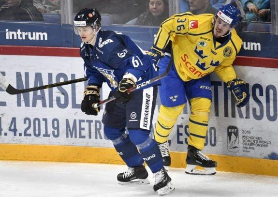 Teemu Kivihalme Finland Emil Larsson Sweden