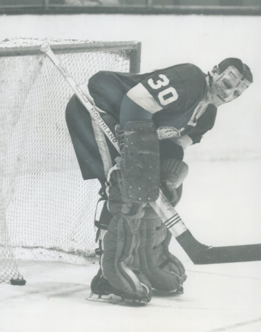 Terry Sawchuk, Los Angeles Kings