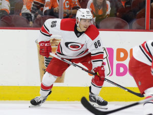 Teuvo Teravainen (Amy Irvin / The Hockey Writers)