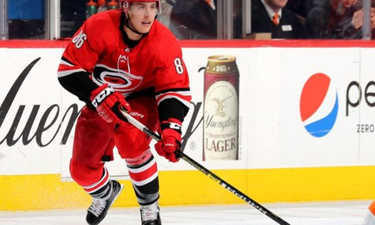 Hurricanes Sign Teravainen to Contract Extension