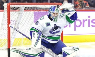 Canucks' Other-Worldly Demko Ready to Carry Game 6 Load