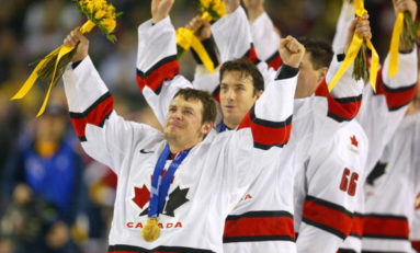 Theo Fleury - It's the Size of the Heart That Matters!