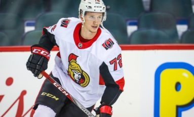 NHL Notebook: Chabot's Hot Start for Senators Softens Blow of Karlsson Departure