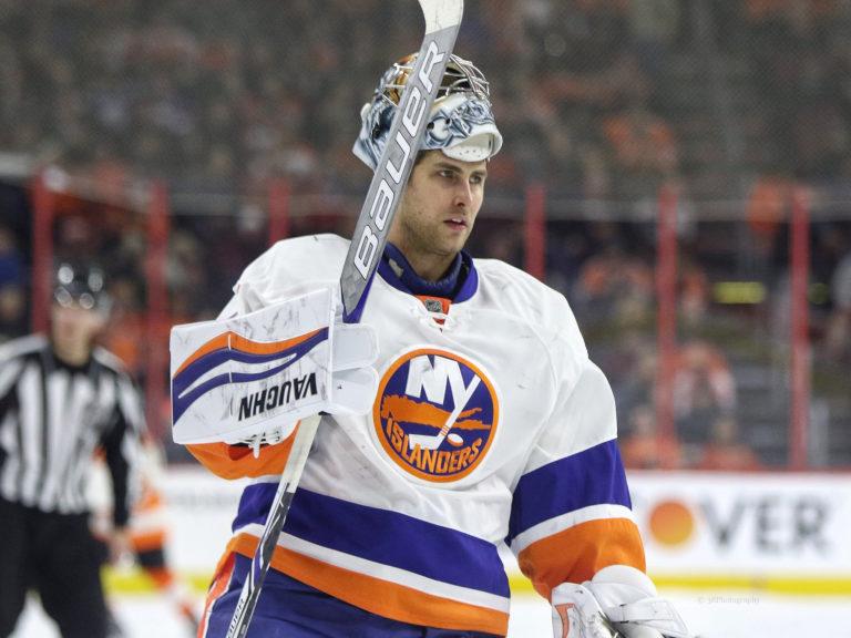 Thomas Greiss, New York Islanders, NHL