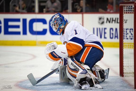 Thomas Greiss New York Islanders