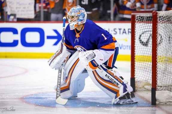 Thomas Greiss New York Islanders