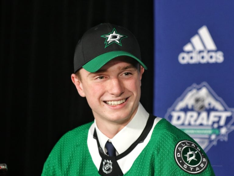 Thomas Harley Stars Draft