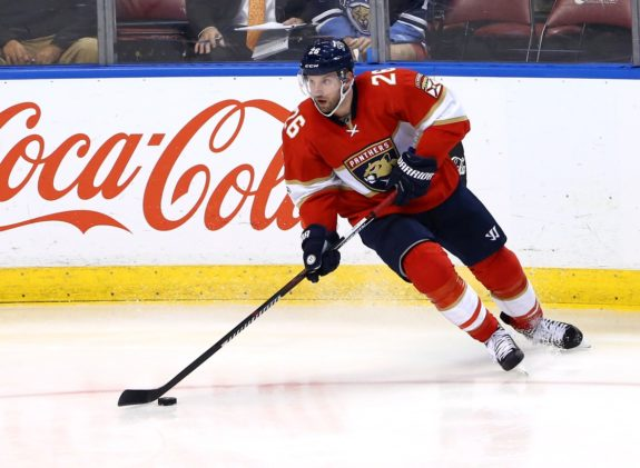 Thomas Vanek, Florida Panthers