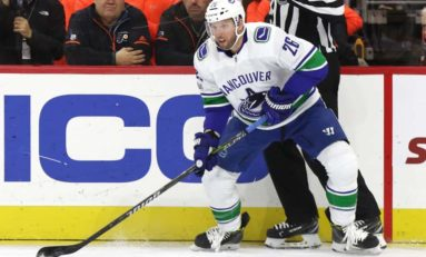 Canucks Trade Vanek to Blue Jackets