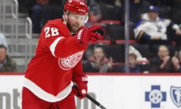 Vanek Is Still Playing, Just Not in the NHL