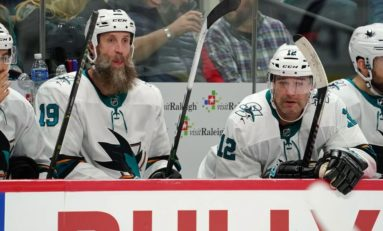 Thornton & Marleau Still Going Strong, Four Decades Later