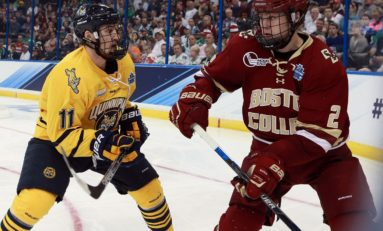 Tim Clifton Graduates to San Jose Barracuda