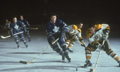 Maple Leafs & Bruins - Game 7 History Goes Back 78 Years