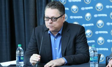 Sabres Still Recovering from Failed Rebuild