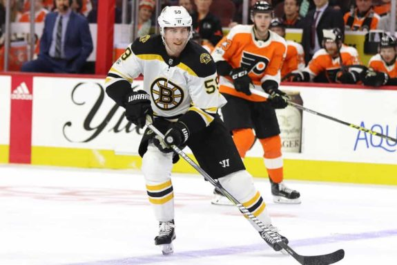 Tim Schaller Bruins