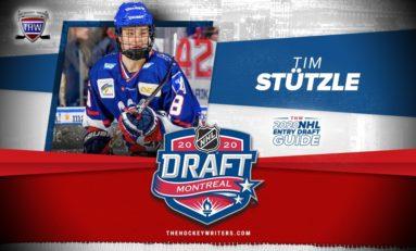 Tim Stützle - 2020 NHL Draft Prospect Profile