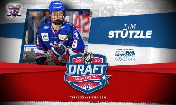 The Hockey Writers 2020 NHL Entry Draft Guide Tim Stutzle