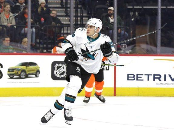 Timo Meier San Jose Sharks