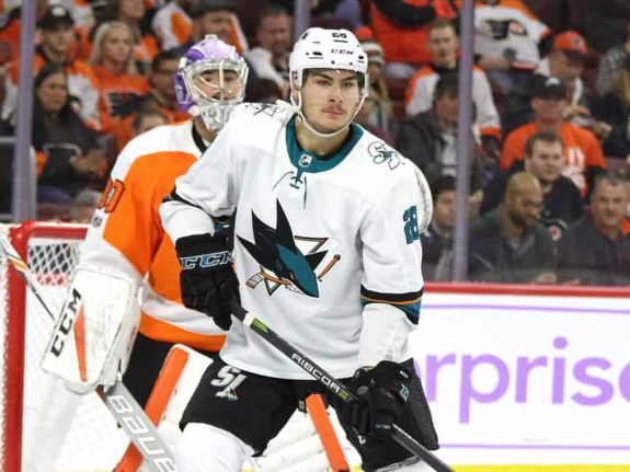 f3cb8663e San Jose Sharks  Timo Meier Is Primed for Next Season
