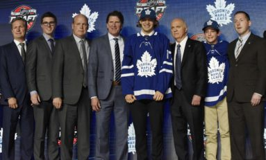 Toronto Maple Leafs Top 20 Prospects