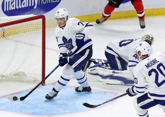 Toronto Maple Leafs Timothy Liljegren