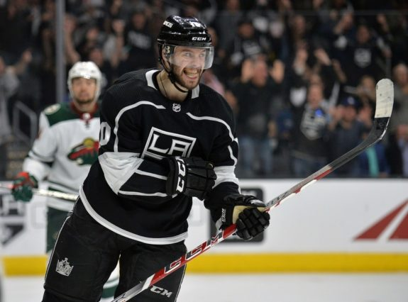 Kings center Tobias Rieder