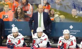 Capitals Need to Pick It up Defensively