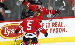 Blackhawks Beat Canucks in OT for 6th Straight