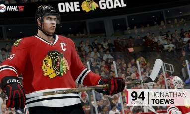 NHL 16 Player Ratings: Centers