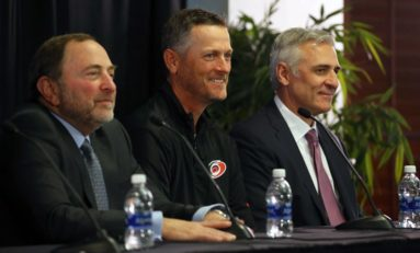 Hurricanes Owner Tom Dundon Wants Fun