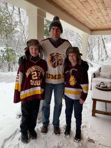 Tom Kurvers, Minnesota Wild