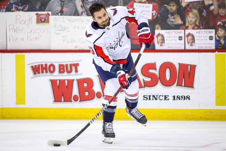 Tom Wilson Washington Capitals