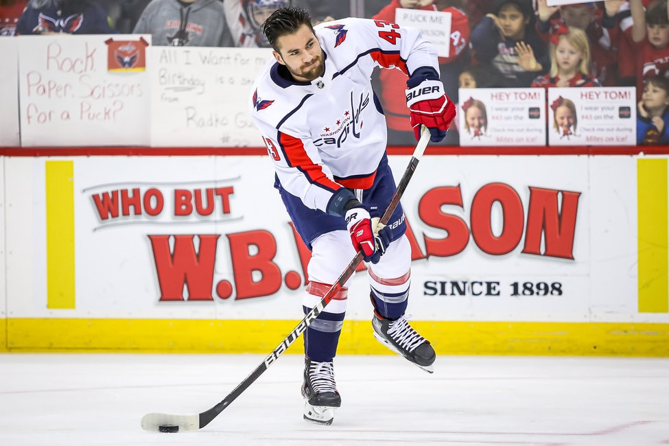 Washington Capitals Tom Wilson Has No One To Blame But Himself