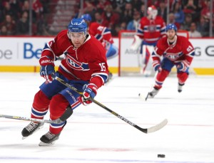 Ex-Montreal Canadiens forward Tomas Fleischmann