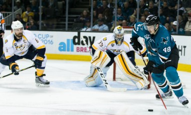 Sharks Prove Emotional Investment With Dominant Game 5 Win