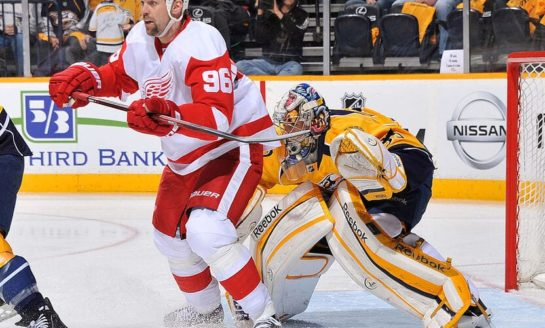 Tomas Holmstrom's Subtle Brilliance