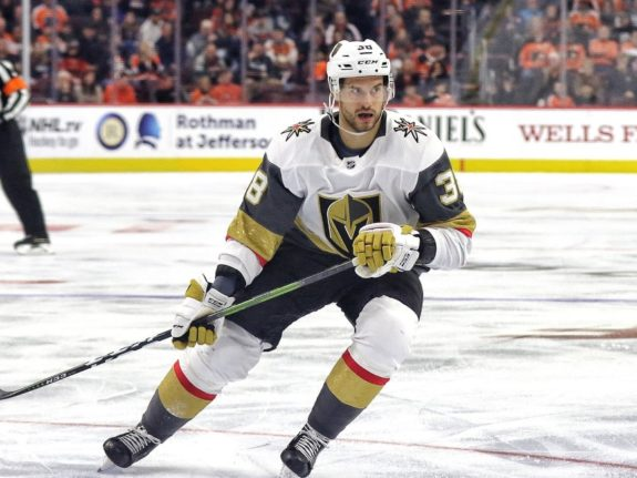 Tomas Hyka #38, Vegas Golden Knights