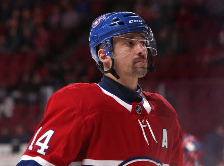 Montreal Canadiens Tomas Plekanec