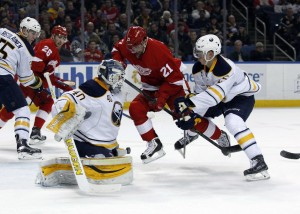 Tomas Tatar of the Detroit Red Wings could star for Team Europe at the 2016 World Cup of Hockey.