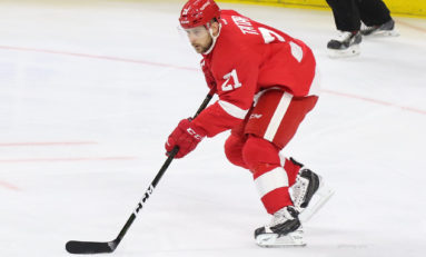 Red Wings Free Agency Outlook